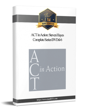 ACT in Action- Steven Hayes- Complete Series DVDsl-6(1)