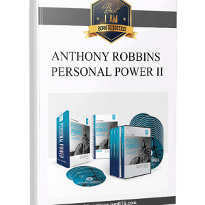 Anthony Robbins – Personal Power II|Anthony Robbins – Personal Power II