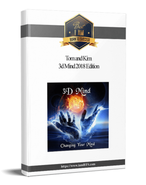 Tom and Kim - 3d Mind 2018 Edition(1) 