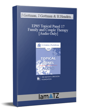 EP05 Topical Panel 17 – Family and Couple Therapy