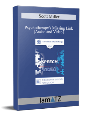 EP17 Speech 13 – Psychotherapy's Missing Link